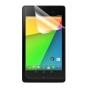 Фирменная защитная пленка для Asus Nexus 7 II 2 поколения 2013 глянцевая..