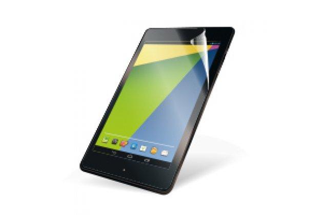 Фирменная защитная пленка для Asus Google Nexus 7 II 2 поколения 2013 матовая