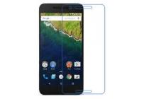 Фирменная оригинальная защитная пленка для телефона Huawei Google Nexus 6P  глянцевая