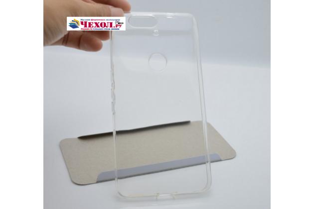 Фирменная ультра-тонкая полимерная из мягкого качественного силикона задняя панель-чехол-накладка для Huawei Google Nexus 6P белая