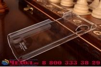 Фирменная задняя панель-крышка-накладка из тончайшего и прочного пластика для LG Google Nexus 5 D821 прозрачная