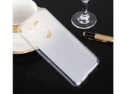 Фирменная ультра-тонкая полимерная из мягкого качественного силикона задняя панель-чехол-накладка для  LG Goog..