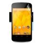 Фирменная оригинальная защитная пленка для телефона LG Google Nexus 4 E960 глянцевая..