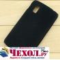 Фирменная задняя панель-крышка-накладка из тончайшего и прочного пластика для LG Google Nexus 4 E960 черная..