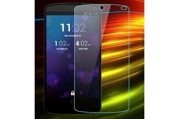 Фирменное защитное закалённое противоударное стекло премиум-класса из качественного японского материала с олеофобным покрытием для LG Google Nexus 4 E960