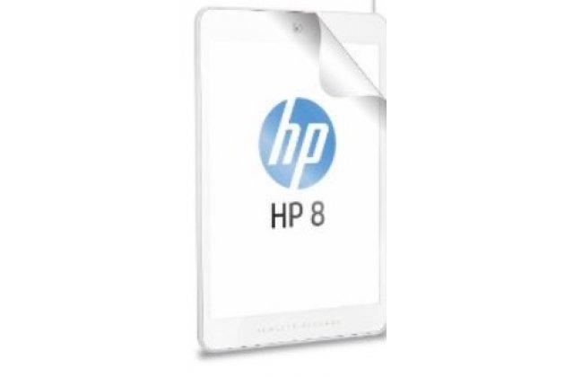 Фирменная оригинальная защитная пленка для планшета HP cOMPAQ 8 1401 матовая