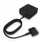 Фирменное оригинальное зарядное устройство от сети для планшета HP ElitePad 900/900 3G (D4T10AW/D4T09AW) + гар..