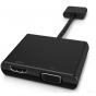 HDMI кабель-переходник на планшет HP ElitePad 900/900 3G (D4T10AW/D4T09AW) для телевизора..