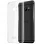 Фирменная задняя панель-крышка-накладка из тончайшего и прочного пластика для HTC 10 / HTC One M10 / Lifestyle..