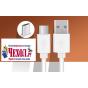 Фирменный оригинальный USB-переходник / OTG-кабель для телефона HTC 10 / HTC One M10 / Lifestyle 10 5.2