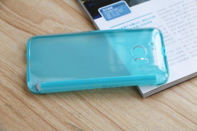 """Официальный оригинальный чехол книжка Ice View Case Book Flip Cover (IV C100) с логотипом  для HTC 10 / HTC One M10 / Lifestyle 10 5.2""""  и активной крышкой зелёного цвета"""