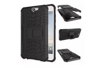 """Противоударный усиленный ударопрочный фирменный чехол-бампер-пенал для HTC One A9/HTC Aero/HTC A9w 5.0""""  черный"""