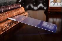 Фирменное защитное закалённое противоударное стекло премиум-класса из качественного японского материала с олеофобным покрытием для телефона HTC Desire 10 Pro