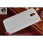 Фирменная задняя панель-крышка-накладка из тончайшего и прочного пластика для HTC Desire 526/ 526 Dual Sim/ 52..