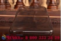 Фирменная ультра-тонкая полимерная из мягкого качественного силикона задняя панель-чехол-накладка для HTC Desire 626 /626 G+ Dual Sim черный