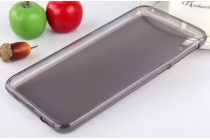 """Фирменная ультра-тонкая силиконовая задняя панель-чехол-накладка для HTC Desire 530 / Desire 630 Dual SIm ( LTE 4G / 530U / EEA) 5.0"""" черная"""