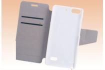 """Фирменный уникальный необычный чехол-книжка для HTC Desire 650 """"тематика Корона в винтажном стиле"""""""