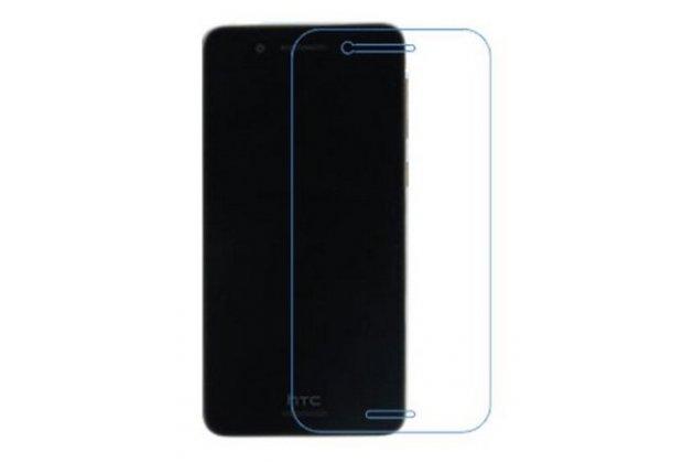 Фирменная оригинальная защитная пленка для телефона HTC Desire 728 глянцевая