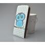 Фирменный вертикальный откидной чехол-флип для HTC Desire 816 Dual Sim