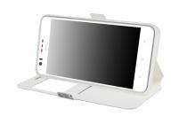 """Фирменный уникальный необычный чехол-подставка для HTC Desire 825 Dual Sim 5.5""""""""тематика Париж"""" с окошком для входящих вызовов"""