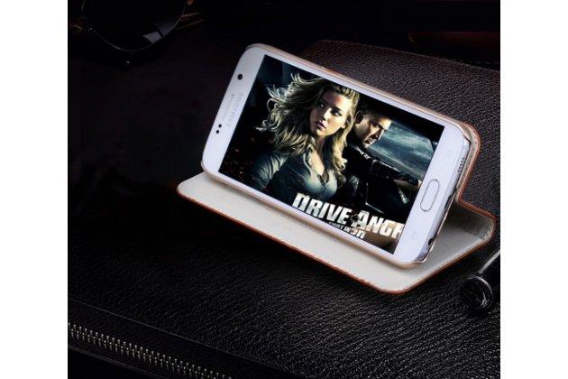 """Фирменный роскошный эксклюзивный чехол с объёмным 3D изображением кожи крокодила коричневый для HTC Desire 825 Dual Sim 5.5"""". Количество ограничено"""
