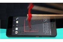 """Фирменное защитное закалённое противоударное стекло премиум-класса из качественного японского материала с олеофобным покрытием для телефона HTC Desire 825 Dual Sim 5.5"""""""