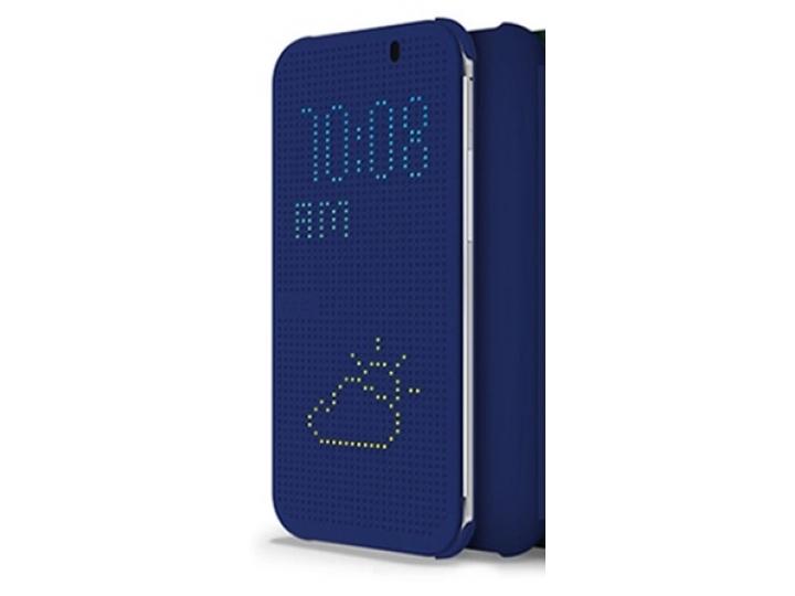 Чехол с мультяшной 2D графикой и функцией засыпания для HTC Desire 826 в точечку с дырочками прорезиненный с п..