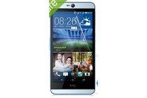 Фирменная оригинальная защитная пленка для телефона HTC Desire 826 глянцевая