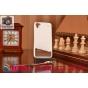 Фирменная необычная уникальная полимерная мягкая задняя панель-чехол-накладка для HTC Desire 826