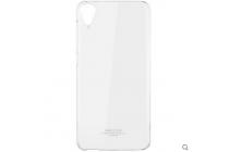 """Фирменная задняя панель-крышка-накладка из тончайшего и прочного пластика для HTC Desire 830 Dual Sim 5.5"""" прозрачная"""