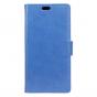 Фирменный чехол-книжка из качественной импортной кожи с подставкой застёжкой и визитницей для ХТС Дезаир 830 Д..
