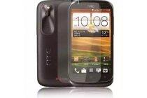 Фирменная оригинальная защитная пленка для телефона HTC Desire V T328w глянцевая
