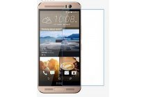 "Фирменная оригинальная защитная пленка для телефона HTC One ME Dual Sim / M9e 5.2""  глянцевая"