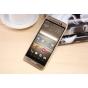 Фирменная задняя панель-крышка-накладка из тончайшего и прочного пластика для  HTC One ME Dual Sim / M9e 5.2