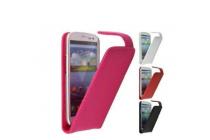 """Фирменный оригинальный вертикальный откидной чехол-флип для HTC One S9 5.0"""" черный кожаный"""