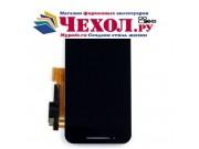 Фирменный LCD-ЖК-сенсорный дисплей-экран-стекло с тачскрином на телефон HTC One S9 5.0 черный + гарантия..