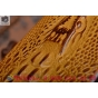 """Фирменный роскошный эксклюзивный чехол с объёмным 3D изображением кожи крокодила коричневый для HTC One X9 5.5"""" . Только в нашем магазине. Количество ограничено"""