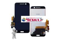Фирменный LCD-ЖК-сенсорный дисплей-экран-стекло с тачскрином на телефон HTC Perfume/ M10 черный + гарантия
