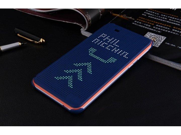 Мультяшный чехол с прогнозом погоды для HTC One ME Dual Sim/ M9e 5.2