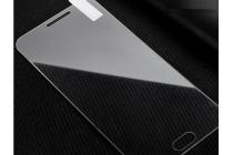 Фирменное защитное закалённое противоударное стекло премиум-класса из качественного японского материала с олеофобным покрытием для телефона HTC Bolt/HTC Desire 10