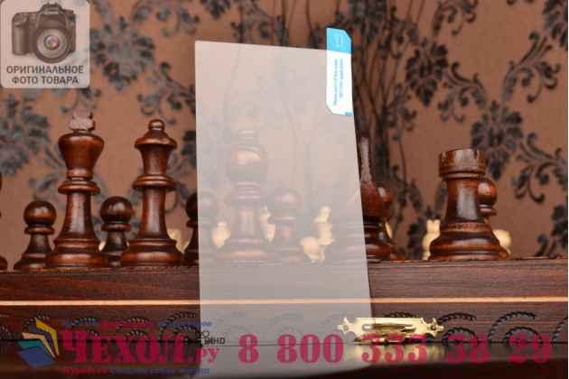 Фирменное защитное закалённое противоударное стекло премиум-класса из качественного японского материала с олеофобным покрытием для HTC One M7