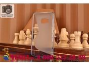 Фирменная ультра-тонкая полимерная из мягкого качественного силикона задняя панель-чехол-накладка для HTC One ..
