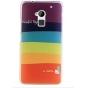 Фирменная необычная уникальная из легчайшего и тончайшего пластика задняя панель-чехол-накладка для HTC One Ma..