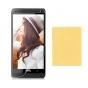 Фирменная оригинальная защитная пленка для телефона HTC One Mini глянцевая..