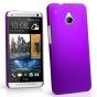 Фирменная ультра-тонкая полимерная из мягкого качественного пластика задняя панель-чехол-накладка для HTC One ..