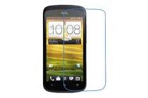 Фирменная оригинальная защитная пленка для телефона HTC One S глянцевая