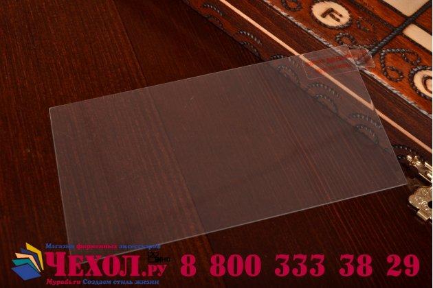 Фирменное защитное закалённое противоударное стекло премиум-класса из качественного японского материала с олеофобным покрытием для HTC Desire 700 Dual Sim