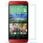 Фирменная оригинальная защитная пленка для телефона HTC One E8 глянцевая..