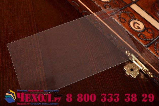 Фирменное защитное закалённое противоударное стекло премиум-класса из качественного японского материала с олеофобным покрытием для HTC One E8