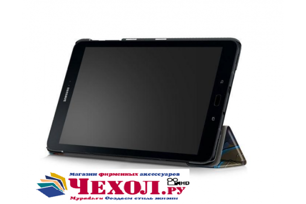 "Фирменный необычный чехол для Samsung Galaxy Tab S3 9.7 SM-T820/T825 ""тематика Снежинка"""